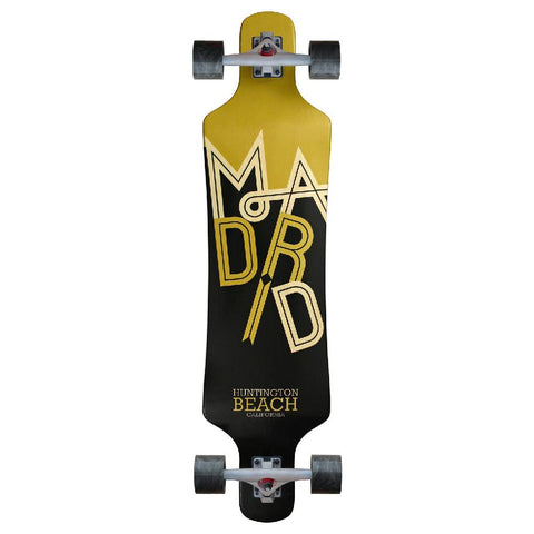 "Madrid Spade 39"" Dipped - Longboards USA"