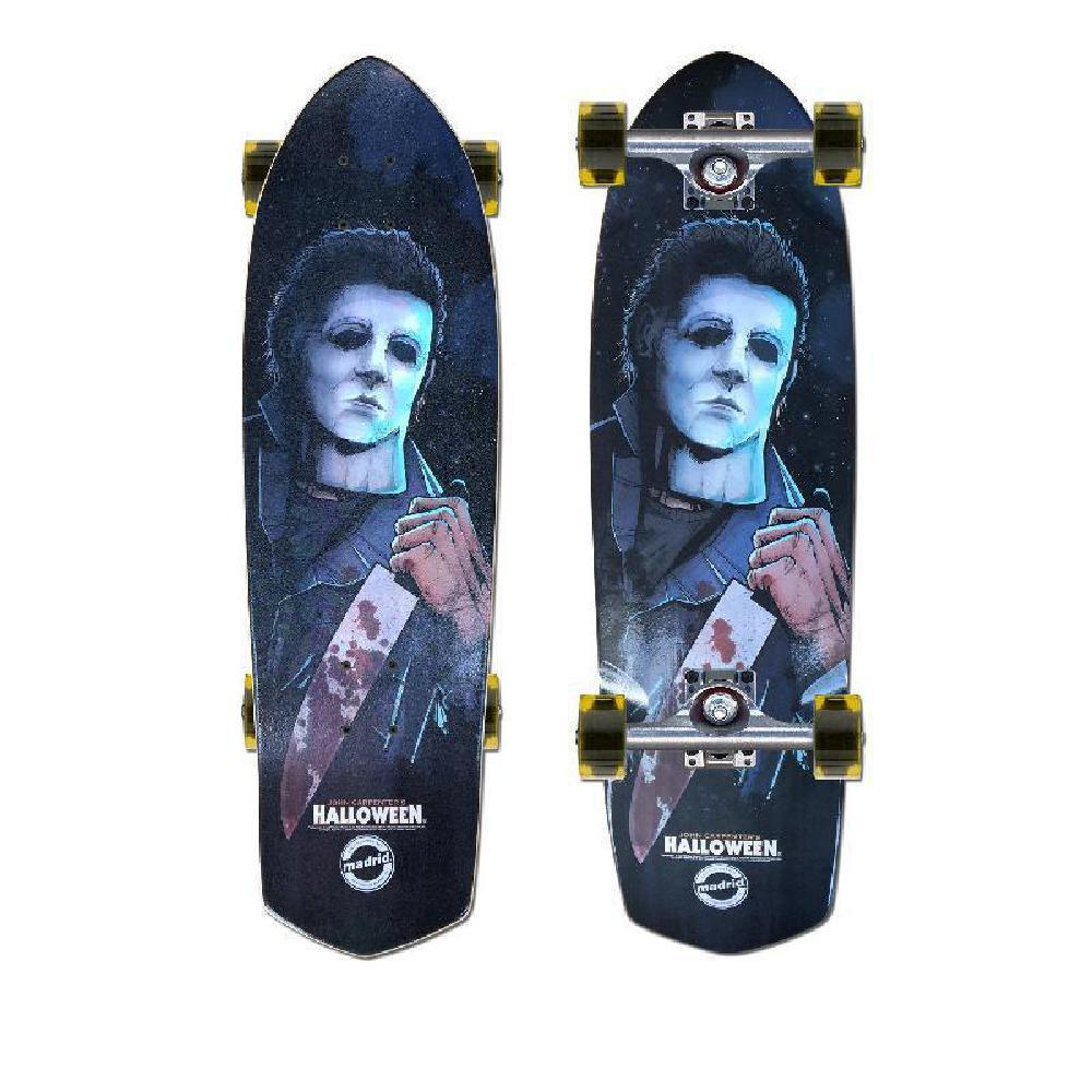 "Madrid X Halloween - Boogeyman Cruiser 28.5"" - Longboards USA"