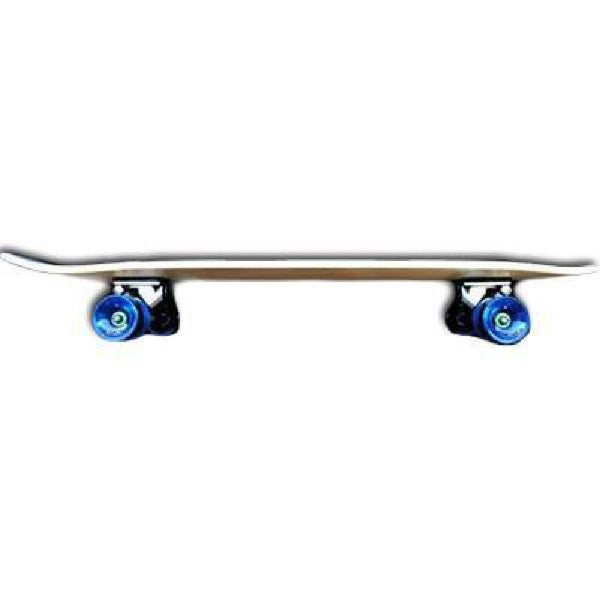 "Maple Double Kick Longboard - 40"" x 9"" - Complete - Longboards USA"