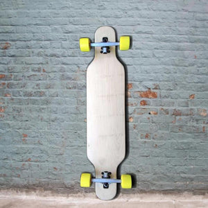 "Maple Drop Through Longboard 39""x 8.75"" Complete - Longboards USA"