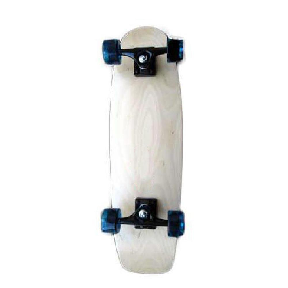 "Maple Square Tail Cruiser like penny Skateboard 28"" Complete - Longboards USA"