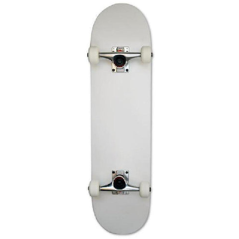 "Mini 29"" Dipped White Skateboard - Longboards USA"
