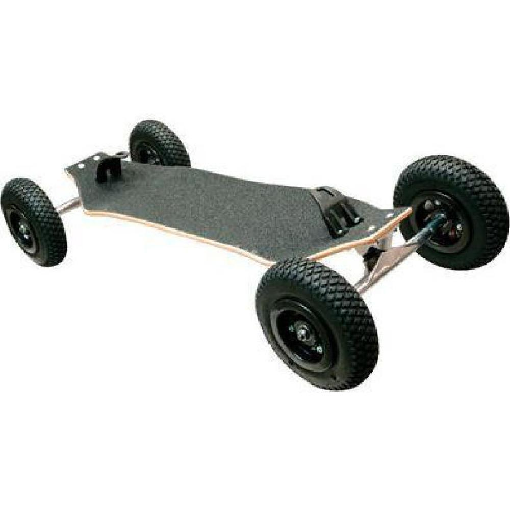Mountain Board All Terrain Longboard with Straps - Longboards USA