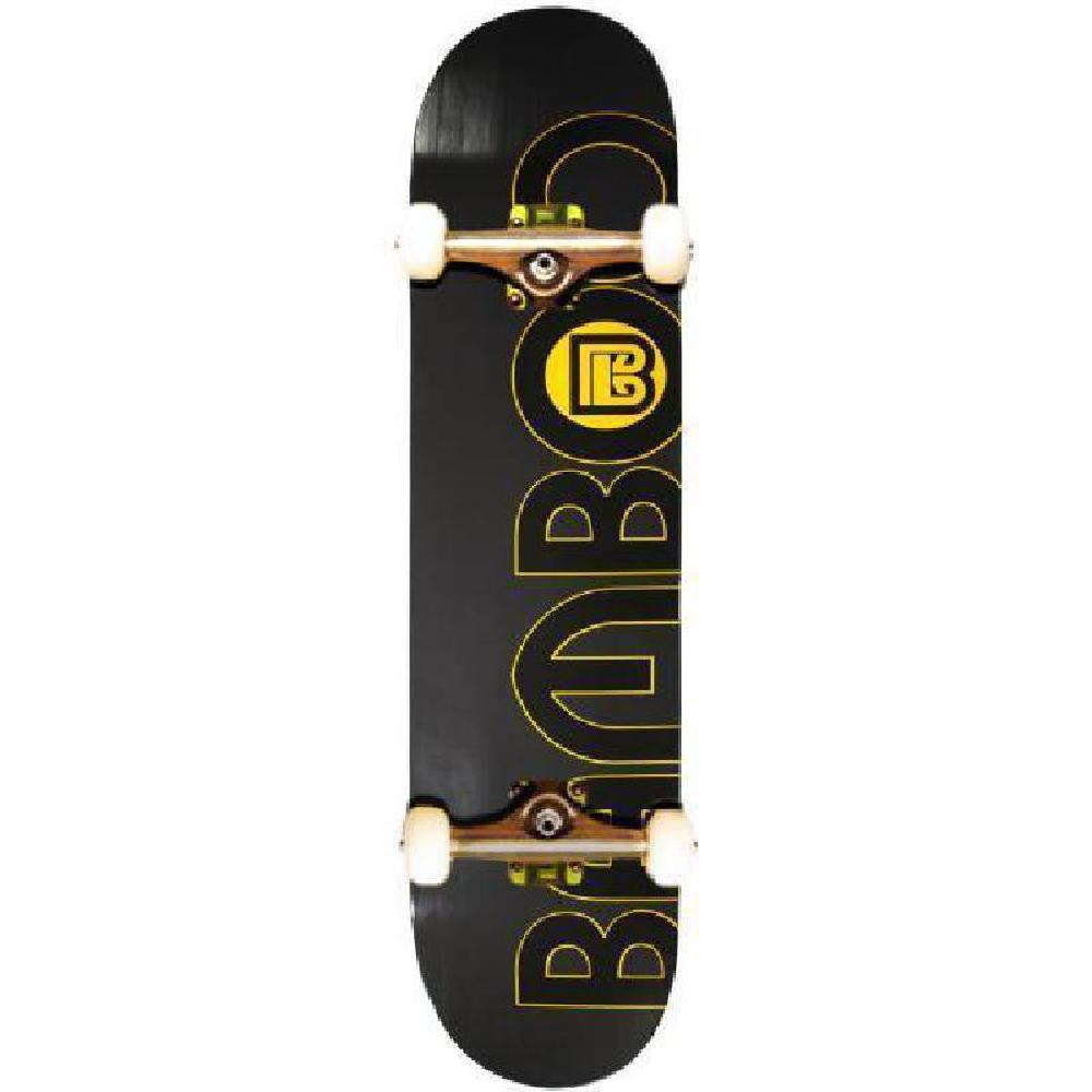 Natural Bamboo Circle Skateboard Complete - Longboards USA