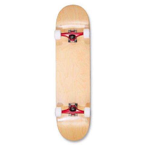 "Natural Dye Skateboard Complete 31"" SDS skateboards - Longboards USA"