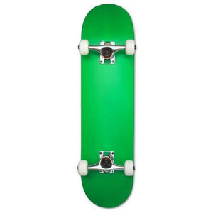 Neon Green 29 x 7.25 Mini Skateboard - Longboards USA
