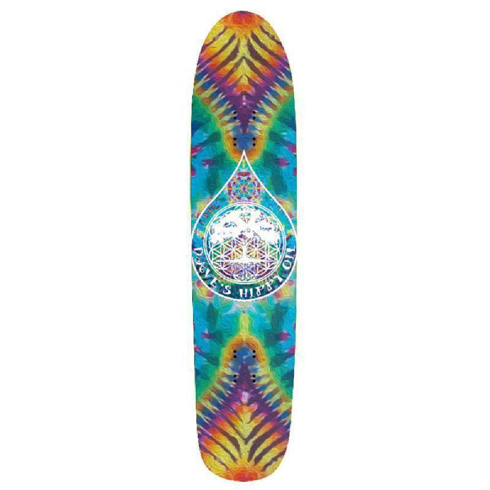 "No Future Dave Angelus Guest Models 38"" Longboard Deck - Longboards USA"