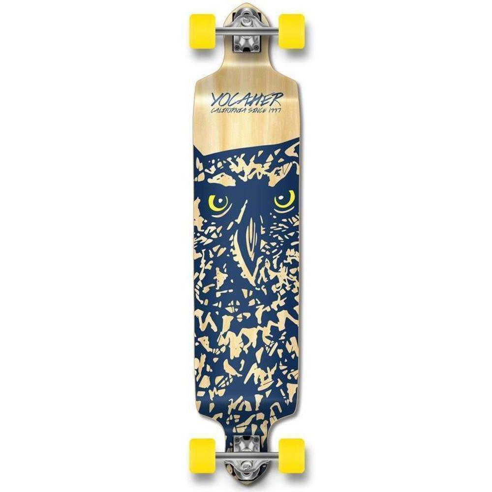 Owl Drop Down Longboard 41 inches Complete - Longboards USA