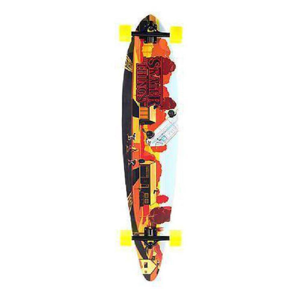 "Pintail 46"" Stella Longboard Skater Things - Van Flip - Longboards USA"