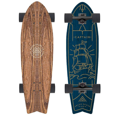 "Prism Captain 31"" Liam Ashurst Series - Longboards USA"