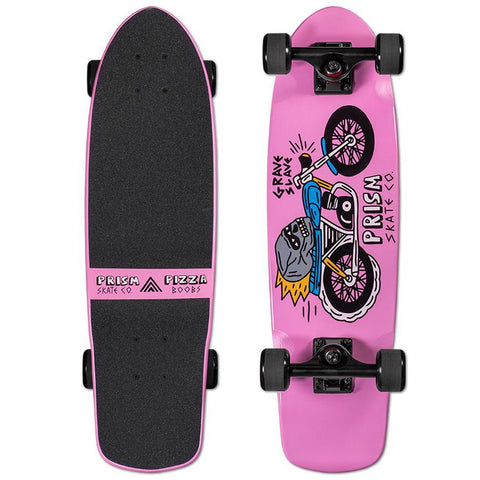 "Prism Skipper 27"" Pizza Boobs Series - Longboards USA"