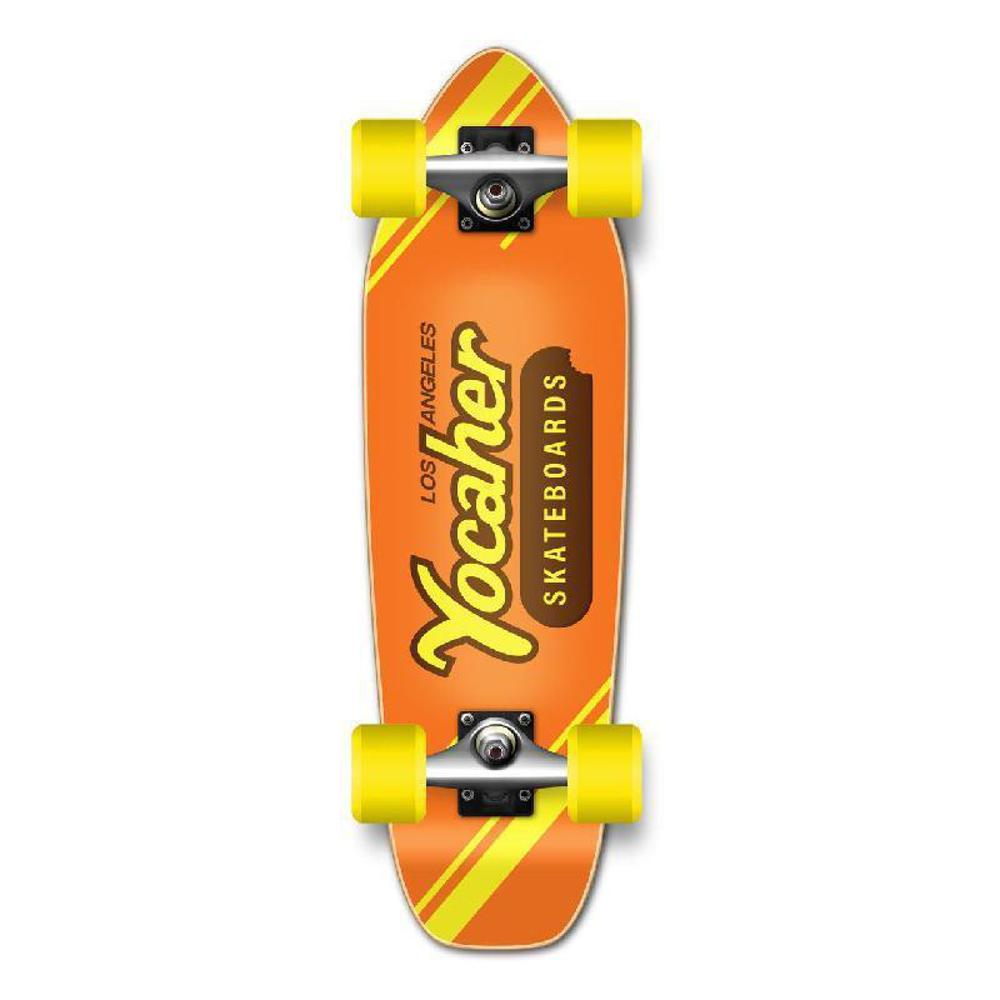 Punked Candy Series - PB & C Mini Cruiser Longboard - Longboards USA