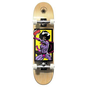 Punked Graphic Complete Skateboard - Comix Series - Dyn-o-mite - Longboards USA