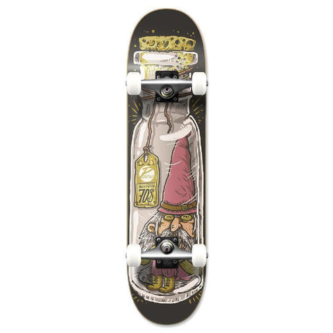 Punked Graphic Gnome Complete Skateboard - Longboards USA
