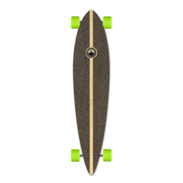 "Punked Lion Pintail 40"" Longboard - Longboards USA"