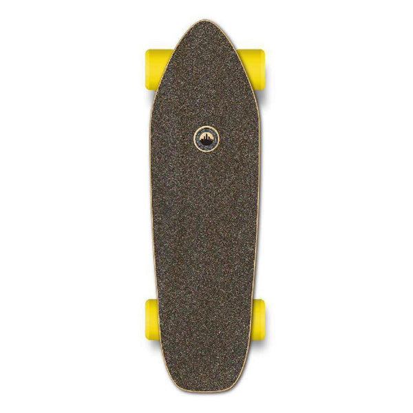Punked Mini Cruiser Hot Rod Slim Complete - Longboards USA