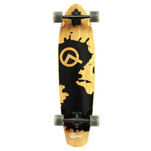 Quest 34″ Rorshack - Longboards USA