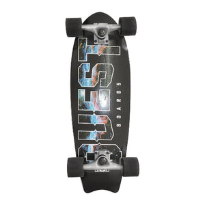 Quest Bold Arch Fill - Longboards USA