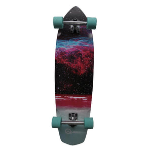 Quest Cosmic 36in Complete Longboard - Longboards USA