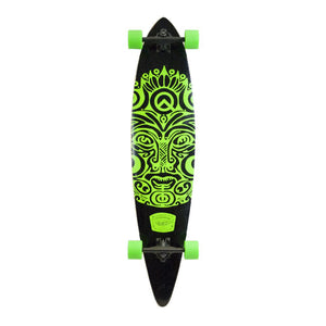 Quest Green Royal 44 Longboard - Longboards USA