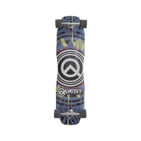 Quest Q Drips 39 - Longboards USA