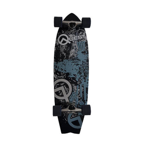 Quest Skull City - Longboards USA