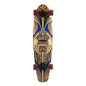 Quest Tribal Spirit - Longboards USA