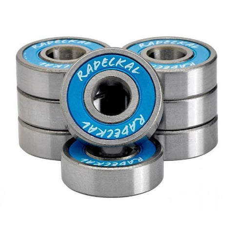 Radeckal Abec7 Longboard Skateboard Bearings - Longboards USA