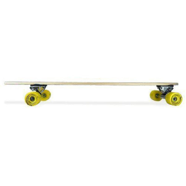 Rasta 2 Pintail Longboard from Punked - Complete - Longboards USA