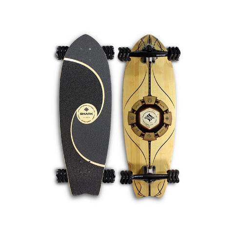 "Shiver Astral LT 31"" Cruiser Longboard - Longboards USA"