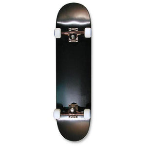 "Skateboard 31"" Complete SDS skateboards- Dipped Black - Longboards USA"