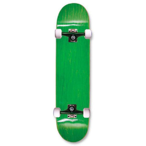"Skateboard Complete 31"" SDS Skateboards - Dye Green - Longboards USA"