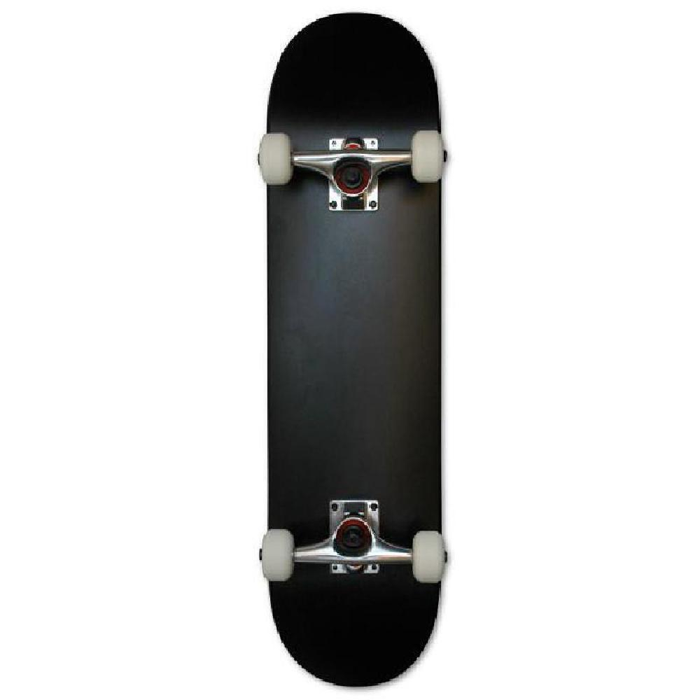 Skateboard Mini Complete - 29 x 7.25 - Dipped Black - Longboards USA