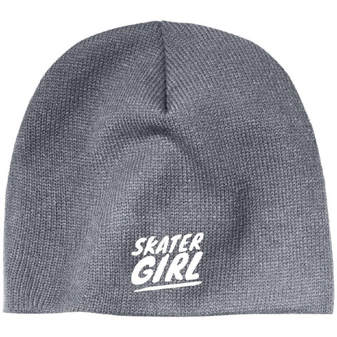 Skater Girl Beanie - Longboards USA