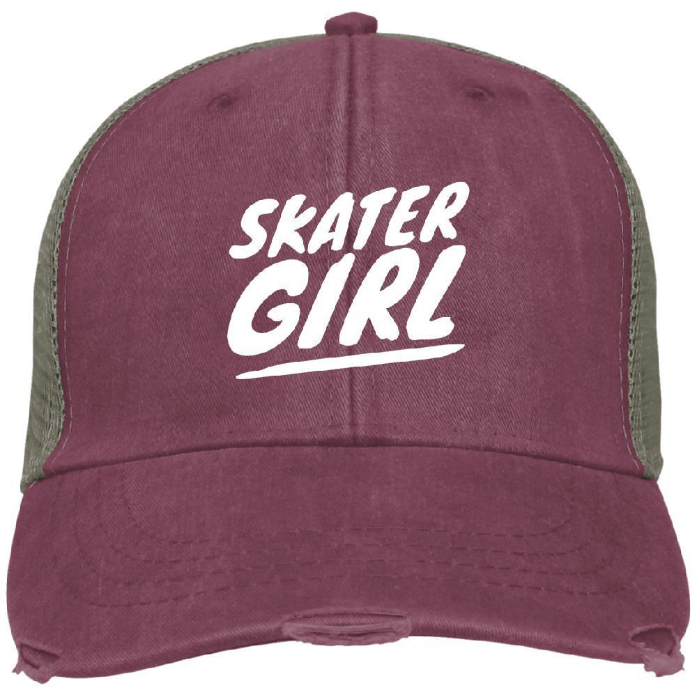 Skater Girl Ollie Cap - Longboards USA