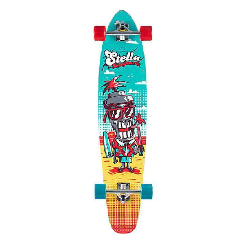 "Stella 42"" Beach Head Kicktail Longboard - Longboards USA"