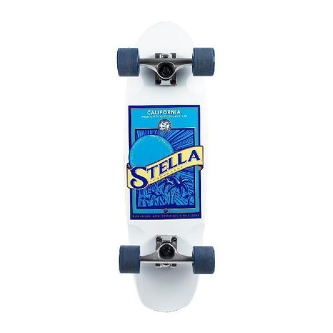 Stella Moon Beer Runner Mini Longboard Cruiser - Longboards USA