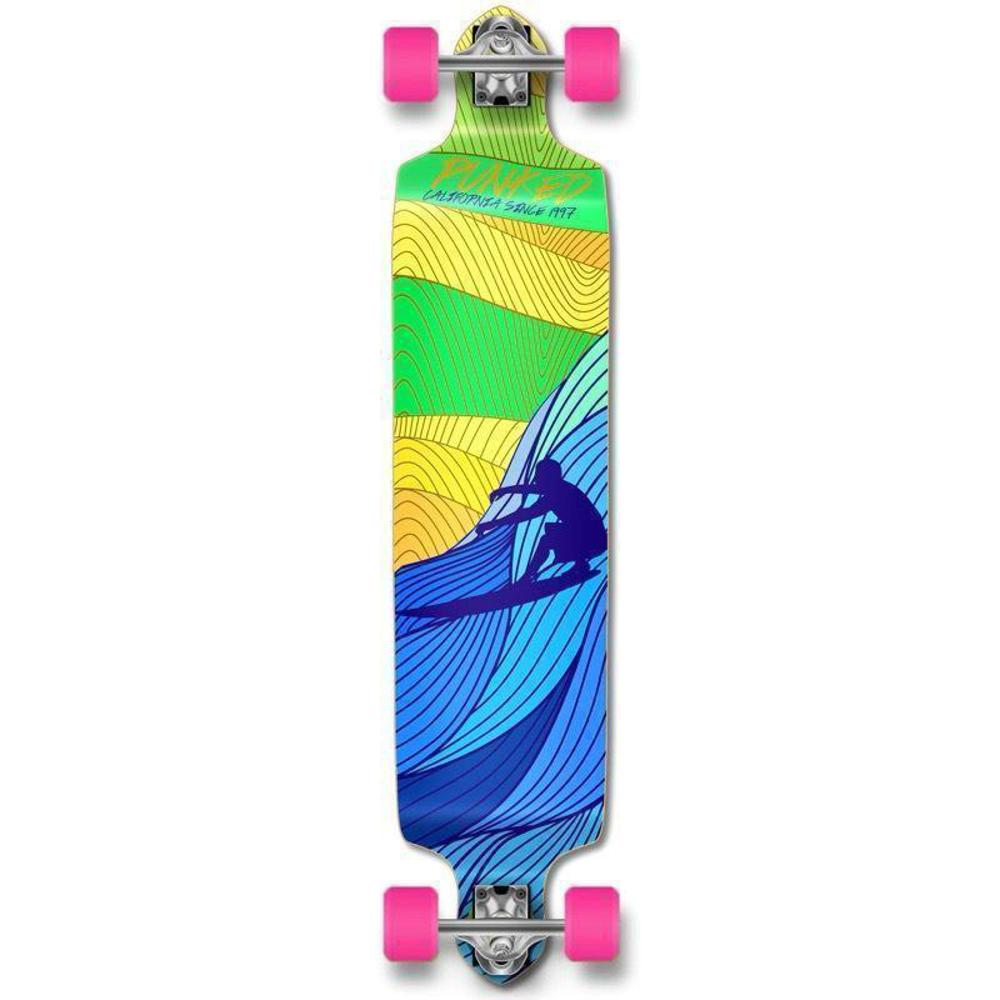 Surf's Up Drop Down Longboard 41 inches Complete - Longboards USA
