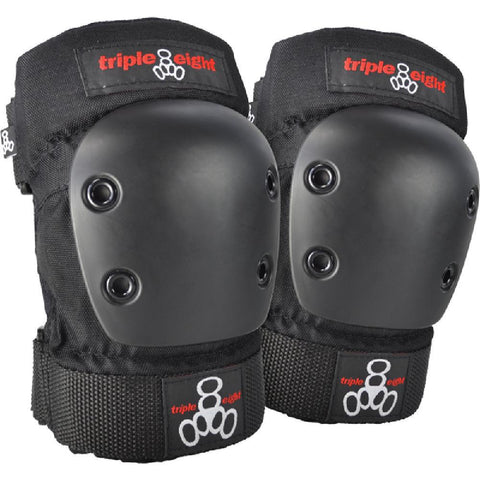 Triple 8 EP 55 Black Elbow Pads - Small - Longboards USA
