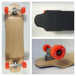 V2 Brick Downhill Funbox Longboard 36 inches Complete - Longboards USA