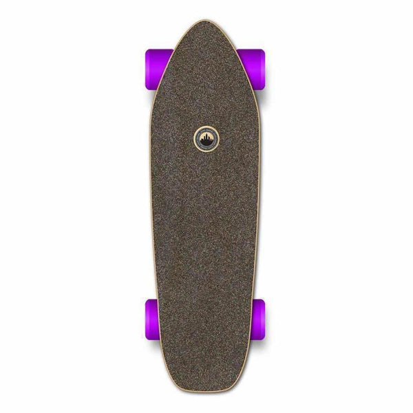 Wander Natural Mini Cruiser Complete - Longboards USA