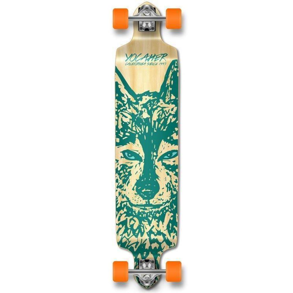 Wolf Drop Down Longboard 41 inches Complete - Longboards USA