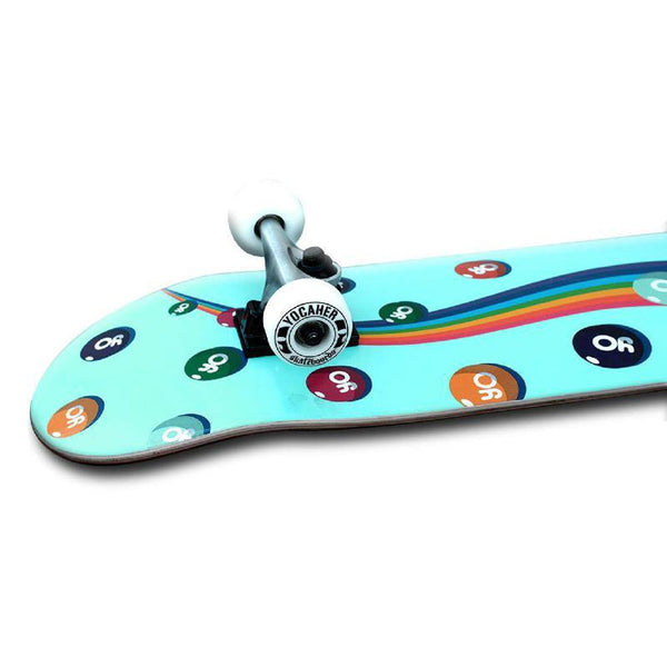 "Yocaher CANDY Series Sweet Complete 7.75"" Skateboard - Longboards USA"