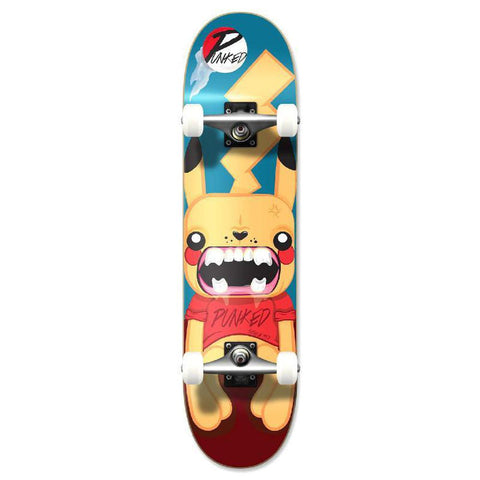"Yocaher PIKA Series PIKA Complete 7.75"" Skateboard - Longboards USA"