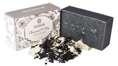 Clay Charcoal Soap Ingredients Pic