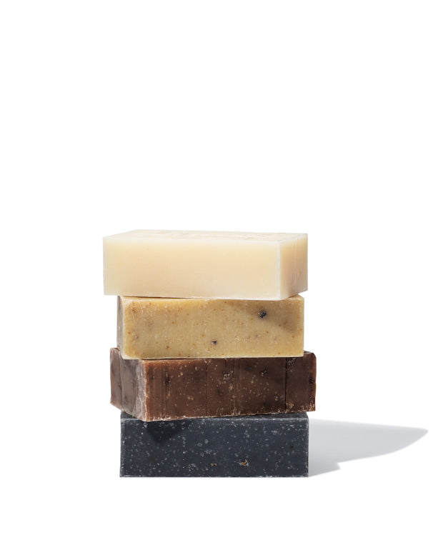 Chocolate Lavender Exfoliating Soap