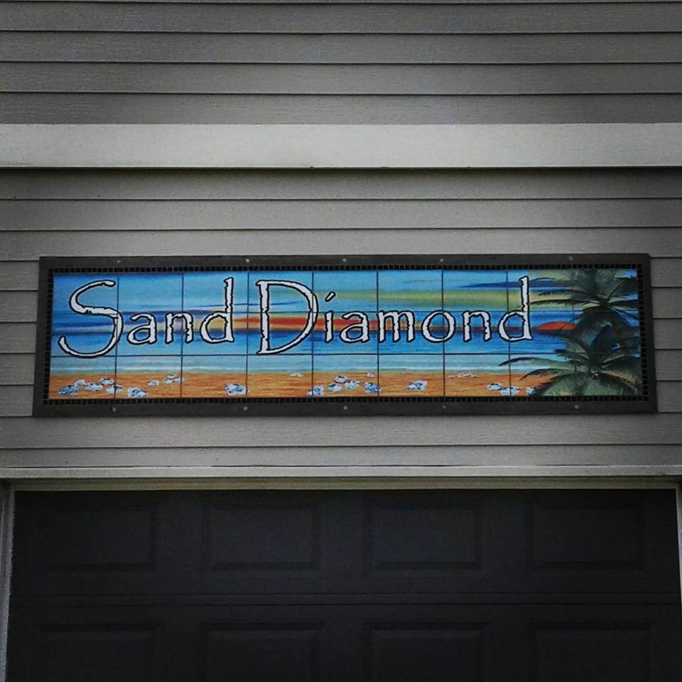 Custom Beach Home & Patio Signs