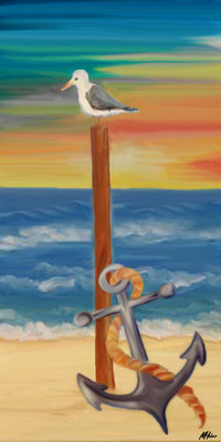 "Anchored - 10"" Top"