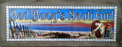 Bad Buoy's Nauti Girl