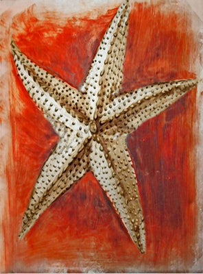 Starfish Art - 6.75 Top